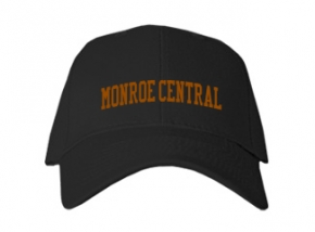 Monroe Central High School Kid Embroidered Baseball Caps