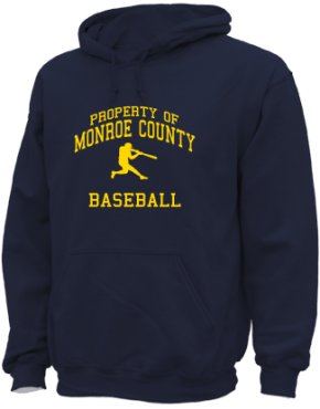 Monroe County High School Hoodies