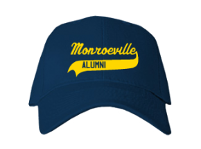 Monroeville Elementary School Embroidered Baseball Caps