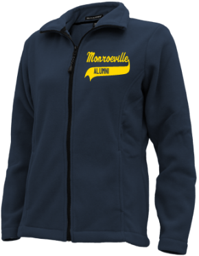 Monroeville Elementary School Embroidered Fleece Jackets