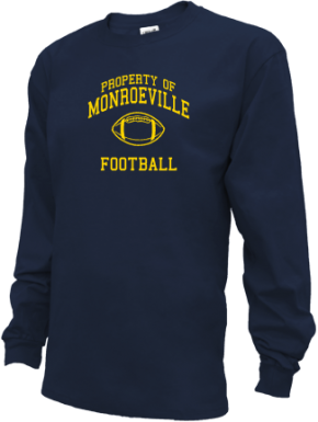 Monroeville Elementary School Kid Long Sleeve Shirts