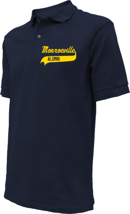 Monroeville Elementary School Embroidered Polo Shirts