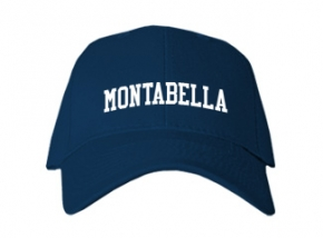 Montabella High School Kid Embroidered Baseball Caps
