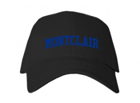 Montclair High School Kid Embroidered Baseball Caps