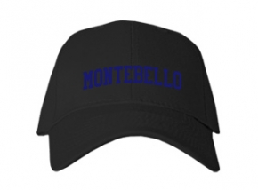 Montebello High School Kid Embroidered Baseball Caps