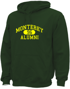 Monterey High School Hoodies