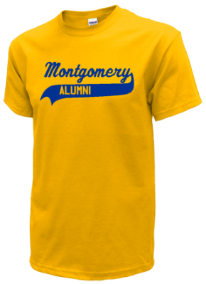 Montgomery middle school roadrunners apparel store for Custom t shirts montgomery al