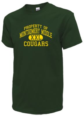 Montgomery Middle School Kid T-Shirts