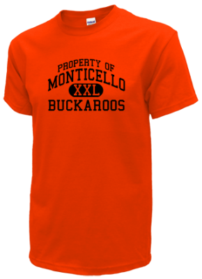 Monticello Elementary School T-Shirts
