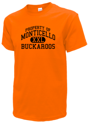 Monticello Elementary School Kid T-Shirts