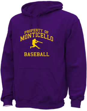 Monticello High School Hoodies