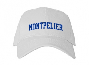 Montpelier High School Kid Embroidered Baseball Caps