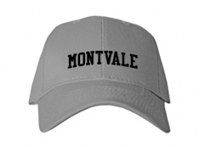 Montvale Elementary School Kid Embroidered Baseball Caps