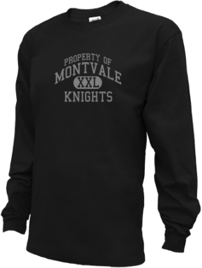 Montvale Elementary School Kid Long Sleeve Shirts