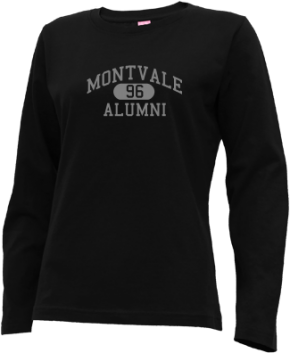 Montvale Elementary School Long Sleeve Shirts