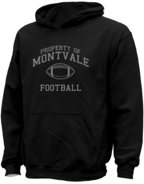 Montvale Elementary School Kid Hooded Sweatshirts
