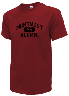 Monument Mt Regional High School T-Shirts