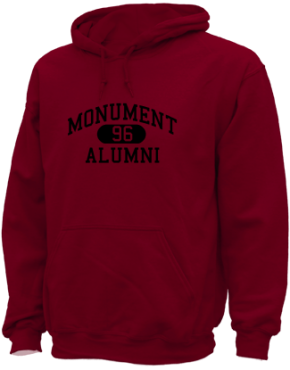 Monument Mt Regional High School Hoodies