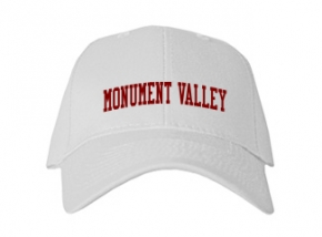 Monument  Valley High School Kid Embroidered Baseball Caps