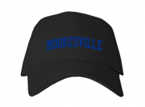 Mooresville High School Kid Embroidered Baseball Caps
