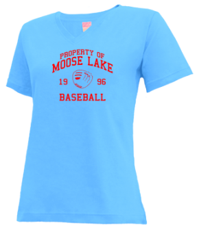 Moose Lake High School V-neck Shirts