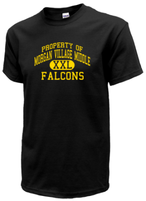 Morgan Village Middle School T-Shirts