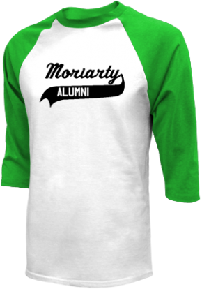 Moriarty Middle School Raglan Shirts