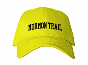 Mormon Trail Elementary School Kid Embroidered Baseball Caps