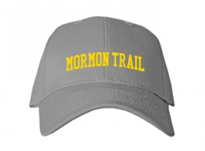 Mormon Trail High School Kid Embroidered Baseball Caps