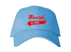 Morral Elementary School Embroidered Baseball Caps