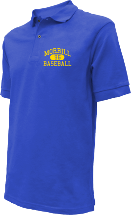 Morrill High School Embroidered Polo Shirts