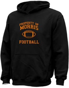 Morris Elementary School Kid Hooded Sweatshirts