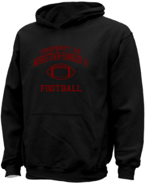 Morristown-hamblen W. High School Kid Hooded Sweatshirts
