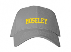 Moseley Elementary School Kid Embroidered Baseball Caps