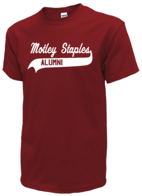 Motley-staples Middle School T-Shirts