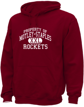Motley-staples Middle School Hoodies