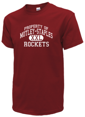 Motley-staples Middle School Kid T-Shirts