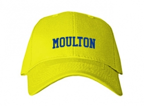 Moulton Elementary School Kid Embroidered Baseball Caps