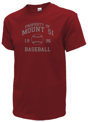 Mount Si High School T-Shirts