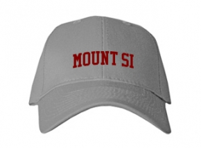 Mount Si High School Kid Embroidered Baseball Caps