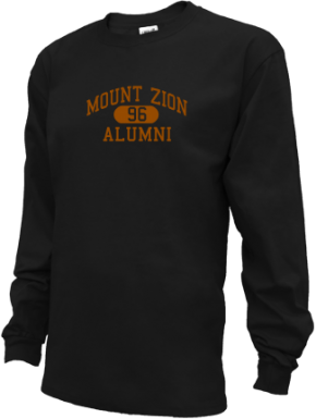 Mount Zion Elementary School Long Sleeve Shirts