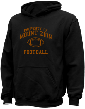 Mount Zion Elementary School Kid Hooded Sweatshirts