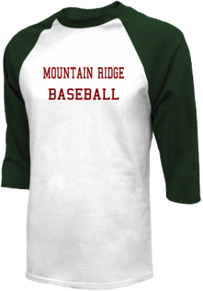 Mountain Ridge High School Raglan Shirts