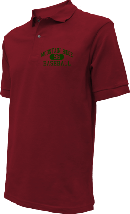 Mountain Ridge High School Embroidered Polo Shirts