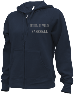 Mountain Valley High School Zip-up Hoodies