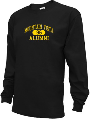 Mountain Vista High School Long Sleeve Shirts