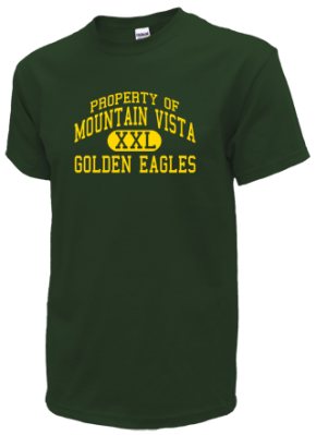Mountain Vista High School Kid T-Shirts