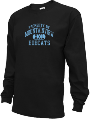 Mountainview Elementary School Kid Long Sleeve Shirts