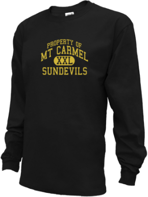 Mt Carmel High School Kid Long Sleeve Shirts