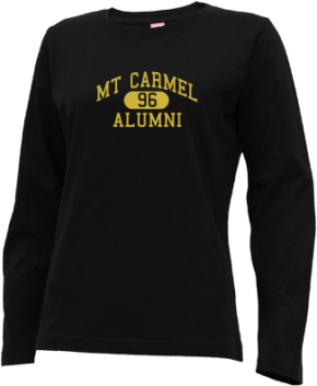Mt Carmel High School Long Sleeve Shirts